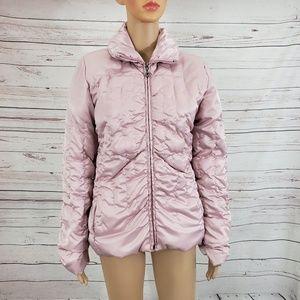 Nine West Puff Jacket Pink S